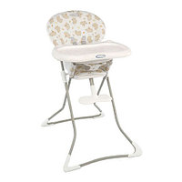 Стульчик TEA TIME Highchair (цвет BTFE) Graco