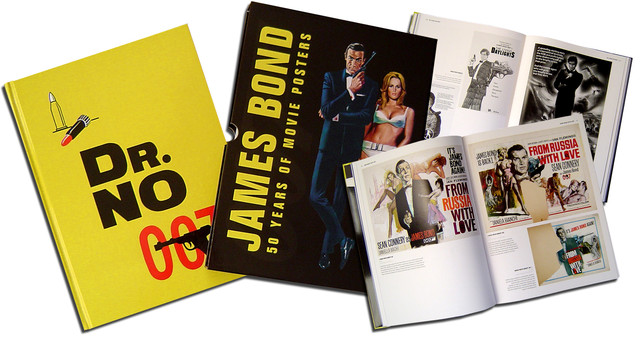 Джеймс Бонд – James Bond: 50 Years of Movie Posters