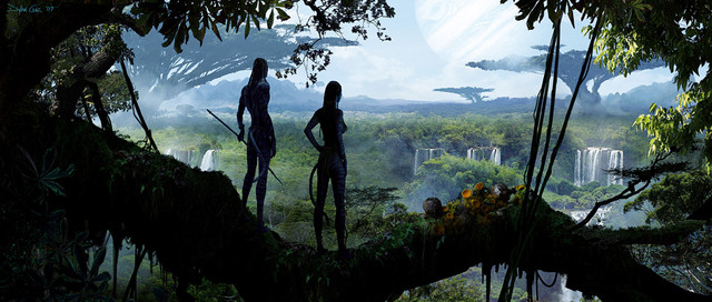 Аватар –  The Art of Avatar: James Cameron's Epic Adventure