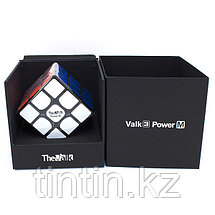 QiYi MoFangGe 3x3x3 Valk 3 Power M (Black), фото 3