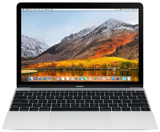 "MacBook 12"" Retina, 256 GB,Silver, фото 2"