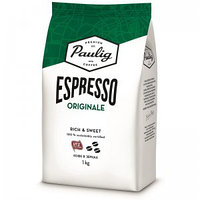Paulig Espresso Originale, зерно, 1000 гр.