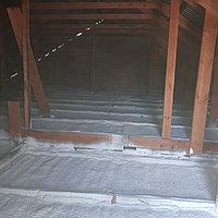 Теплоизоляция зданий пенополиуретаном (ППУ)