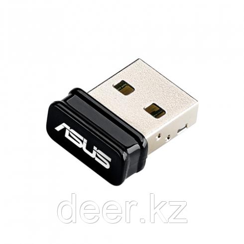ASUS USB-N10 Nano cуперкомпактный Wi-Fi адаптер стандарта 802.11n