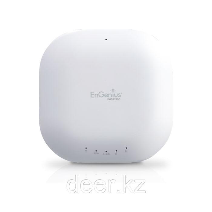 EnGenius EWS310AP Двухдиапазонная беспроводная N300+N300 EWS управляемая точка доступа для помещений