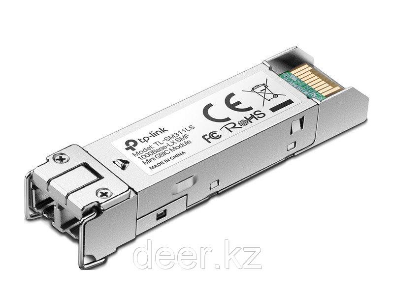 TP-Link TL-SM311LS  Трансивер SFP одномод  10км