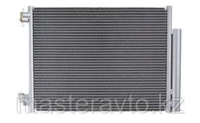 Радиатор кондиционера RENAULT LOGAN /SANDERO 14-(NEW)