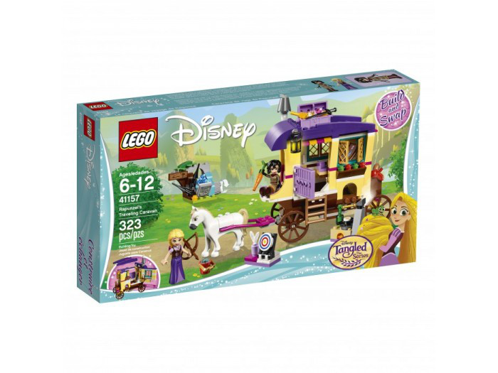 Lego Disney Princess Экипаж Рапунцель