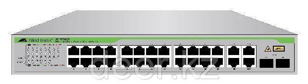 Allied Telesis AT-FS750/28-50 Коммутатор 24x10/100Mb, 2x10/100/1000Mb, 2x10/100/1000 SFP