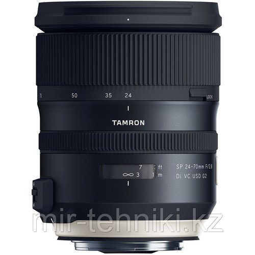 Tamron SP 24-70mm f/2.8 Di VC USD G2 for Canon