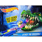 Трэк Hot Wheels Attack the Crocodile (АТАКА КРОКОДИЛА), фото 2