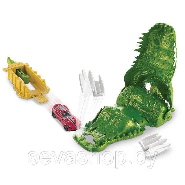 Трэк Hot Wheels Attack the Crocodile (АТАКА КРОКОДИЛА)