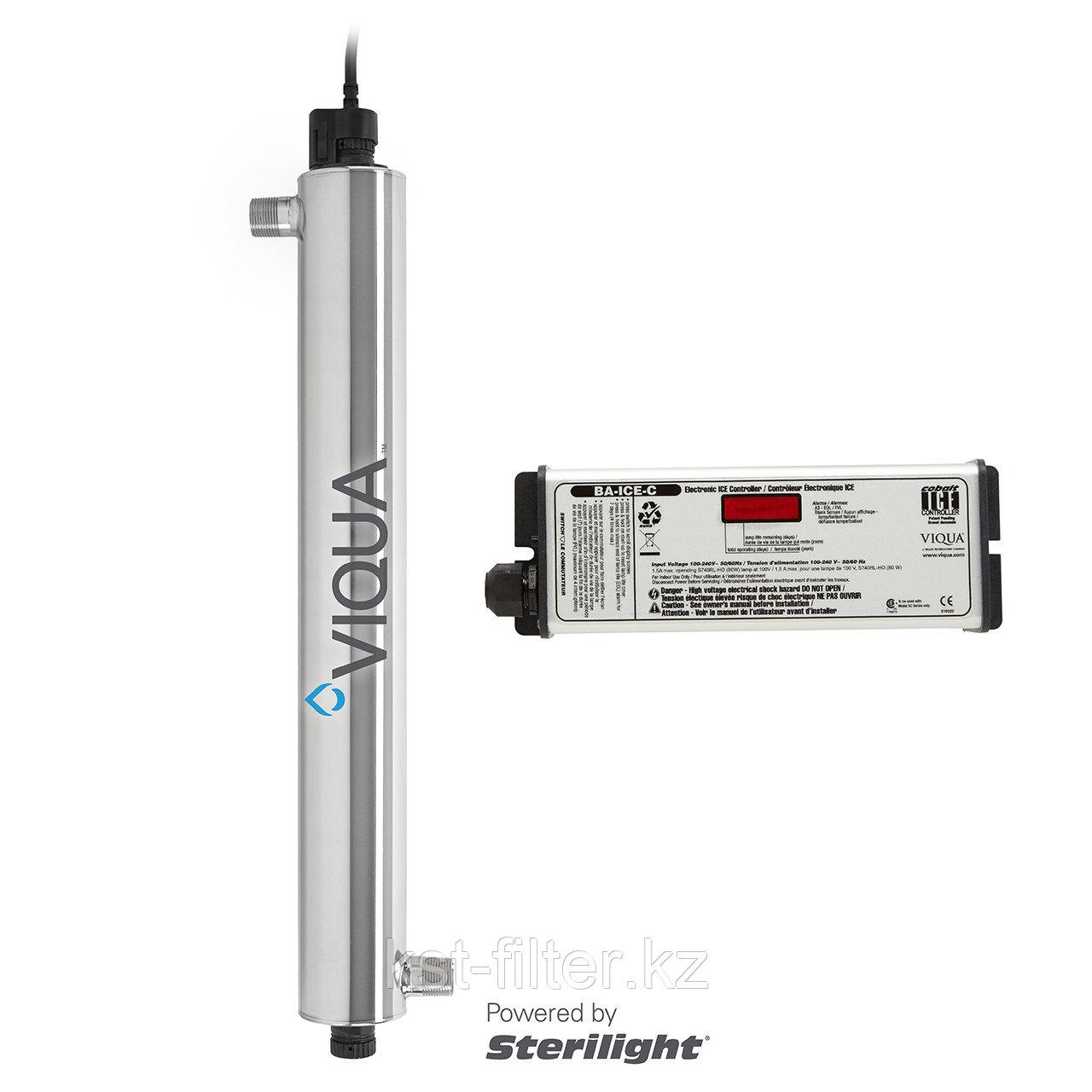 УФ обеззараживатель для воды VIQUASterilight SilverS5Q-PA/2