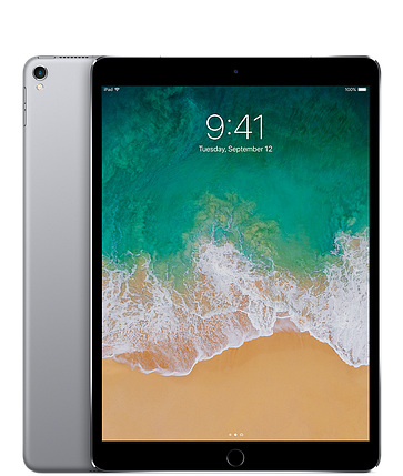 IPad Pro 10.5 256Gb Wi‑Fi  Space Gray, фото 2