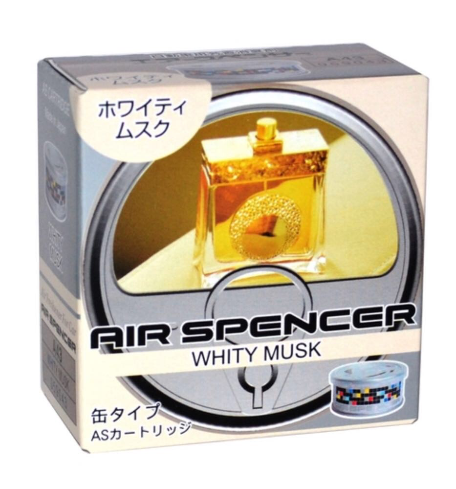 EIKOSHA AIR SPENCER Whity Musk/Белый мускус