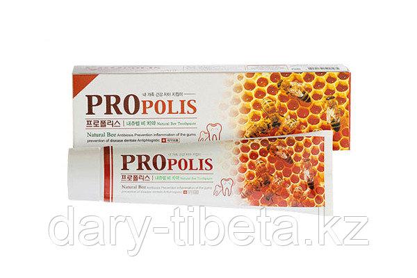 Hanil Propolis Natural Bee Toothpaste-Зубная паста с натуральным пчелиным воском и маточным молочком