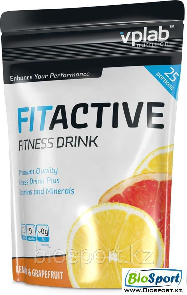 Изотоник Fit Active Fitness Drink - 500 грамм (VPLab)