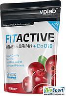 Изотоник  FitActive Fitness Drink + Q10 - 500 грамм (VPLab)