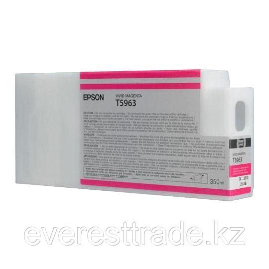 Картридж Epson C13T596300 SP 7900 / 9900 пурпурный