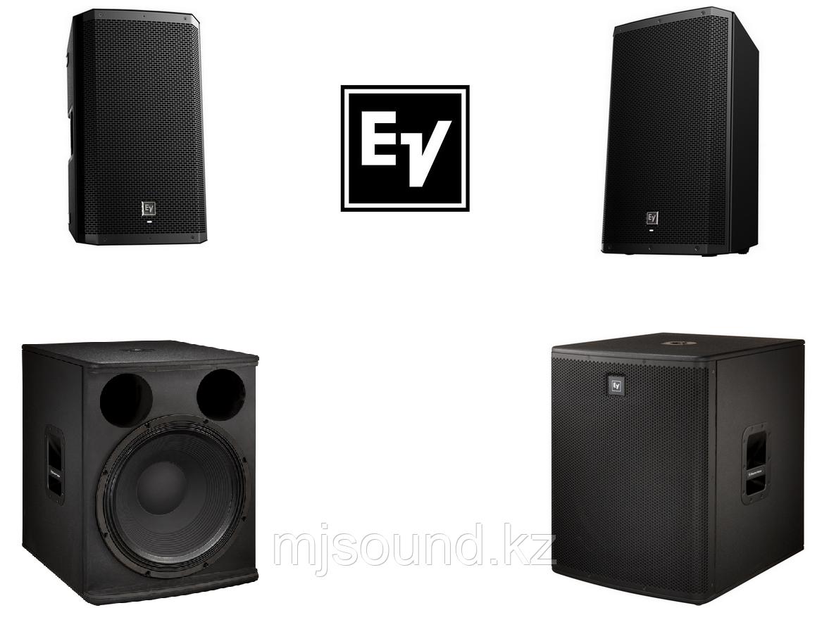 Комплект активной  акустики Electro-Voice ZLX-P & ELX-P