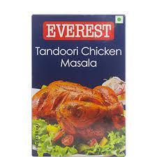 Тандури чикен масала, Tandoori Chicken Masala, Everest 100 грамм