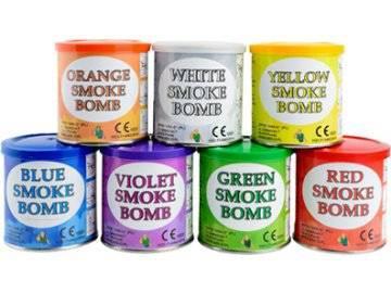 Дымовые шашки Smoke Bomb