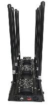 "Глушилка стационарная ""Пиранья Х8-PRO 170"" 170W, до 150 метров, фото 3"