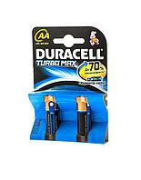 Батарейки Duracell Turbo АА 2шт