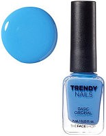 THE FACE SHOP Лак для ногтей TRENDY NAILS BL602