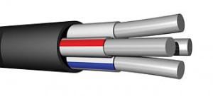 Силовой кабель АВВГ 3х150+1х70   ГОСТ
