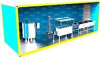 Мини-цеха для производства консервов и полуфабрикатов