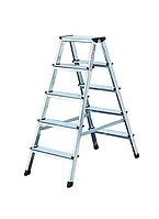Лестница-стремянка двухсторонняя 2х4 ступ. Dopplo®