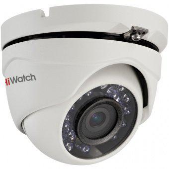 DS-T103 1Мп уличная купольная HD-TVI камера с ИК-подсветкой до 20м
