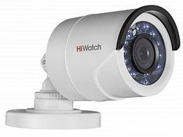 DS-T100 1Мп уличная цилиндрическая HD-TVI камера с ИК-подсветкой до 20м
