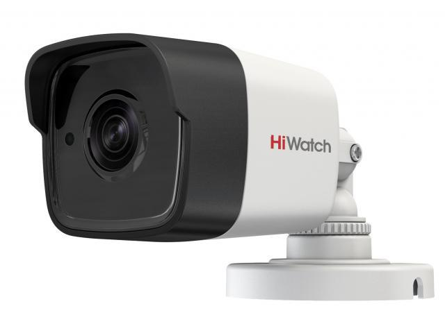 DS-T500 5Мп уличная цилиндрическая HD-TVI камера с ИК-подсветкой до 20м