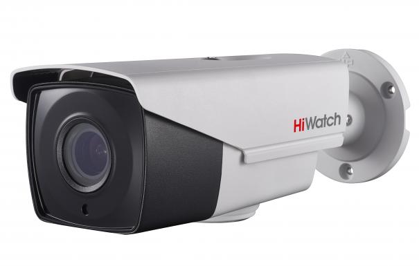 DS-T506 5Мп уличная цилиндрическая HD-TVI камера с ИК-подсветкой до 40м; моторизированный вариообъектив 2.8-12