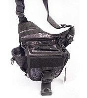 Армейская сумка поясная