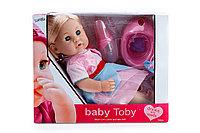 """Кукла-пупс """"Baby Toby"""" с горшком и аксессуарами"""