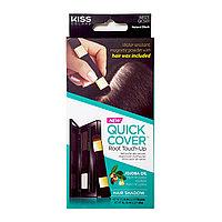 Kiss Quick Cover Root Touch-Up (загуститель/краска для волос и бороды)