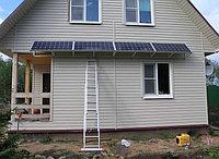 Автономная солнечная электростанция на 0,75 кВт/день (0,15 кВт/час), фото 1