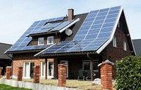 Автономная солнечная электростанция на 1 кВт/день (200 Вт/час), фото 1