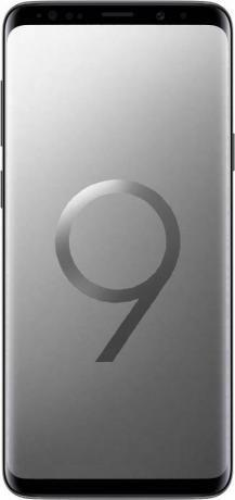 Смартфон Samsung Galaxy S9 Plus, серый