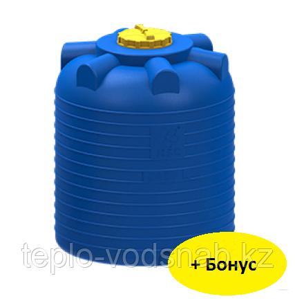 Емкость цилиндрическая вертикальная 3.000 литров