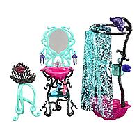 Душевая Monster High Лагуны Блю Lagoona Blue Shower and Vanity Playset, фото 1