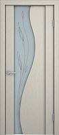 Межкомнатная дверь Verda Триплеск  Ирис белый