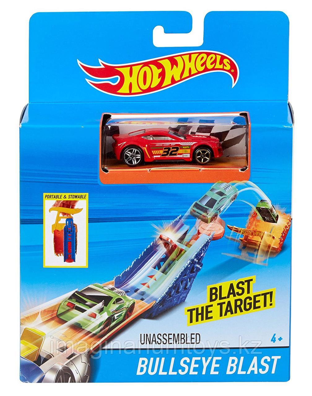 HOT WHEELS Трек «Bullseye Blast»