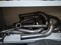 Комплект выхлопных труб на Урал с дв. КАМАЗ (5 штук)