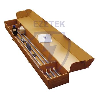 Комплект заземления омедненный EZ – 6 (1 х 6 м) без коробки