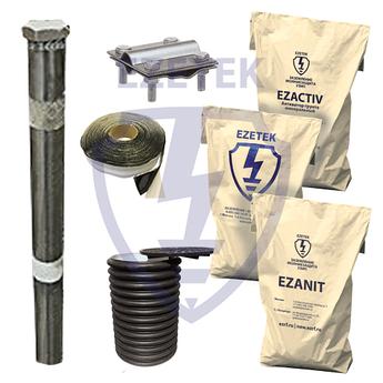 Комплект электролитического заземления EZ – 3 В
