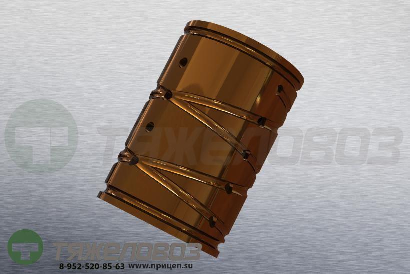 Втулка кронштейна балансира подвески 130/165х214 03.112.99.02.0